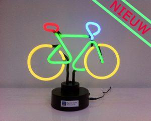 Neon Fiets lamp
